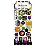 Bo Bunny - Fright Delight Collection - Halloween - Buttons
