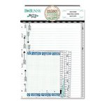 Bo Bunny - Zip-a-dee-doodle Collection - Misc Me - Notepaper Inserts