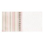 Bo Bunny - Primrose Collection - 12 x 12 Double Sided Paper - Joy