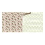 Bo Bunny - Primrose Collection - 12 x 12 Double Sided Paper - Place