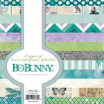 Bo Bunny - Enchanted Garden Collection - 6 x 6 Paper Pad