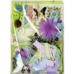 Bo Bunny - Enchanted Garden Collection - Ephemera