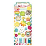 Bo Bunny - Lemonade Stand Collection - Buttons
