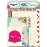 Bo Bunny - Candy Cane Lane Collection - Christmas - Misc Me - Journal Contents
