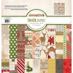 Bo Bunny - Christmas Collage Collection - 12 x 12 Collection Pack