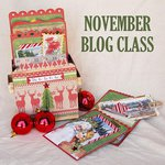 Bo Bunny - Christmas Collage Collection - Class Kit