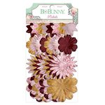 Bo Bunny - Madeleine Collection - Flower Embellishments - Petals