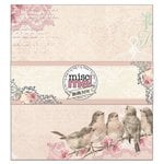 Bo Bunny - Madeleine Collection - Misc Me - 8 x 9 Binder