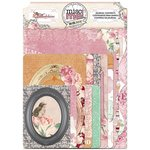 Bo Bunny - Madeleine Collection - Misc Me - Journal Contents