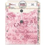 Bo Bunny - Madeleine Collection - Misc Me - Envelopes