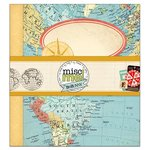 Bo Bunny - Souvenir Collection - Misc Me - 8 x 9 Binder