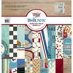 Bo Bunny - Wild Card Collection - 12 x 12 Collection Pack