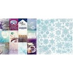 Bo Bunny - Altitude Collection - Christmas - 12 x 12 Double Sided Paper - Bundled
