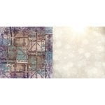 Bo Bunny - Altitude Collection - Christmas - 12 x 12 Double Sided Paper - Rustic