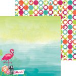 Bo Bunny - Forever Young Collection - 12 x 12 Double Sided Paper - Forever Young