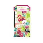 Bo Bunny - Forever Young Collection - Noteworthy Journaling Cards