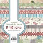 Bo Bunny - Garden Journal Collection - 6 x 6 Paper Pad