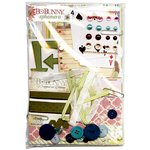 Bo Bunny - Garden Journal Collection - Ephemera