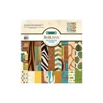 Bo Bunny - Safari Collection -12 x 12 Collection Pack