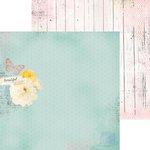 Bo Bunny - Sweet Life Collection - 12 x 12 Double Sided Paper - Sweet Life