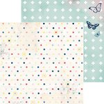 Bo Bunny - Sweet Life Collection - 12 x 12 Double Sided Paper - Dot