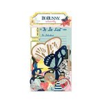 Bo Bunny - Sweet Life Collection - Noteworthy Journaling Cards