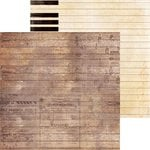 Bo Bunny - Heritage Collection - 12 x 12 Double Sided Paper - Register