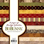 Bo Bunny - Heritage Collection - 6 x 6 Paper Pad