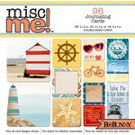 Bo Bunny - Boardwalk Collection - Misc Me - Pocket Squares