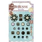 Bo Bunny - Penny Emporium Collection - Brads