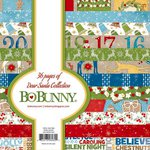 Bo Bunny - Dear Santa Collection - Christmas - 6 x 6 Paper Pad