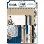 Bo Bunny - Sleigh Ride Collection - Christmas - Misc Me - Journal Contents