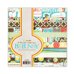 Bo Bunny - Ad Lib Collection - 6 x 6 Paper Pad