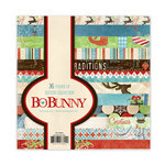 Bo Bunny Press - Blitzen Collection - Christmas - 6 x 6 Paper Pad