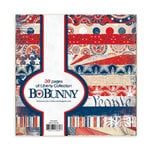 Bo Bunny Press - Liberty Collection - 6 x 6 Paper Pad