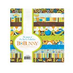 Bo Bunny - On The Go Collection - 6 x 6 Paper Pad
