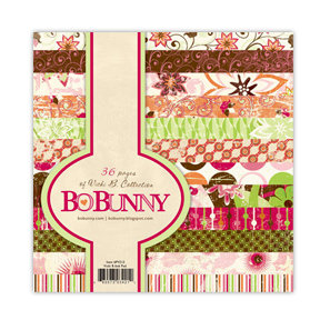 Bo Bunny - Vicki B Collection - 6 x 6 Paper Pad