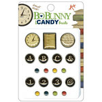 Bo Bunny Press - Learning Curve Collection - I Candy Brads - Learning Curve