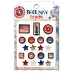 Bo Bunny Press - Liberty Collection - Brads