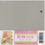 Bo Bunny - 6x6 Bare Naked Binder - Six Refills