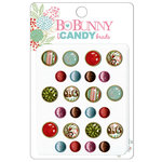Bo Bunny Press - Persuasion Collection - I Candy Brads - Swak