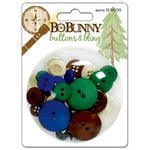 Bo Bunny Press - Roughin' It Collection - Buttons and Bling, CLEARANCE