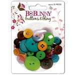Bo Bunny Press - Sophie Collection - Buttons and Bling, CLEARANCE