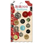 Bo Bunny - Serenity Collection - Buttons