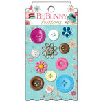 Bo Bunny Press - Sweet Tooth Collection - Buttons
