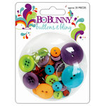 Bo Bunny Press - Sun Kissed Collection - Buttons and Bling