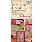 Bo Bunny Press - Garden Girl Collection - Card Kit