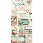 Bo Bunny - Gabrielle Collection - Card Kit
