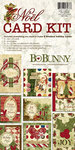 Bo Bunny Press - Noel Collection - Christmas - Card Kit