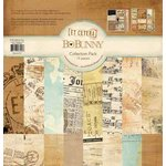Bo Bunny Press - Et Cetera Collection - 12 x 12 Collection Pack